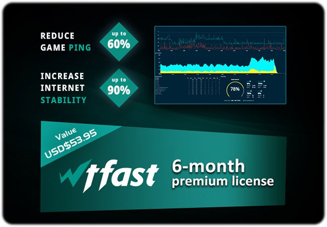 ASUS wtfast Gamers Private Network