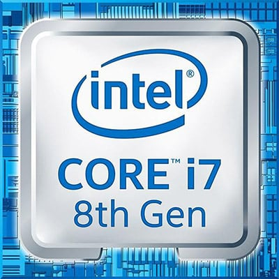 Intel Core i7 Coffee Lake 8th Gen Processor