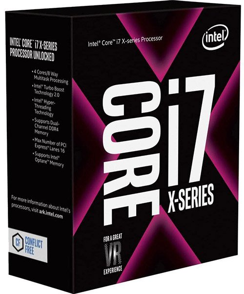 Intel Core i7 Skylake-X Processor LGA2066 Box