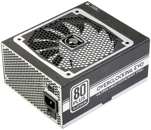 GREEN OCPT Overclocking Evo 80Plus Platinum PSU
